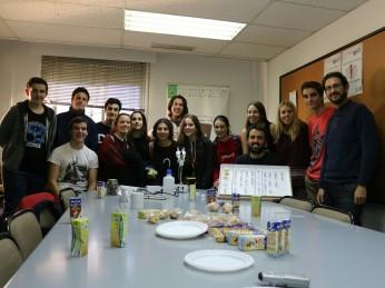 Group pic - CaféconCiencia17